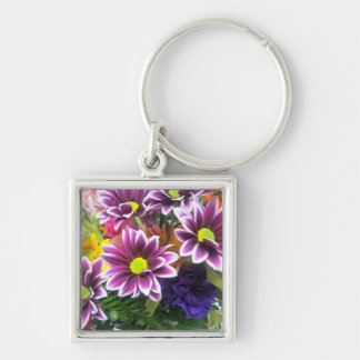 A Bouquet For You Keychain