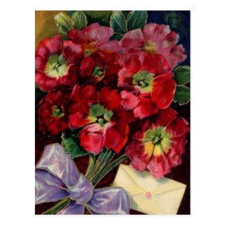 A Bouquet for You Postcard