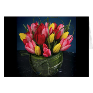 """A BOUQUET OF """"TULIPS"""" FOR MY FAVORITE """"TWO LIPS"""" CARD"""