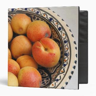 A bowl of Mediterranean Apricots 2 Binder