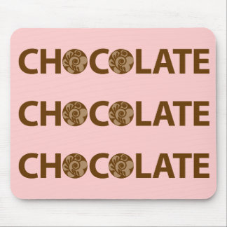 A Box of Chocolates Mouse Pad