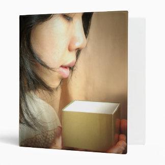 A Box of Kisses 3 Ring Binder