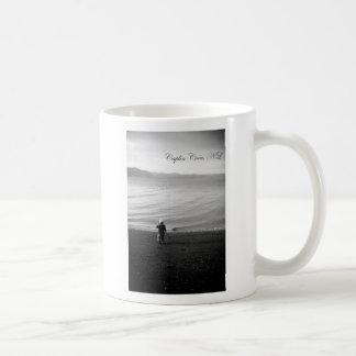 A boy in Caplin Cove NL Mug