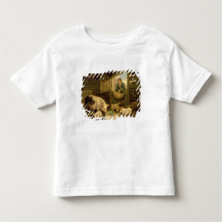 A Boy Looking into a Pig Sty, 1794 (oil on canvas) Toddler T-shirt