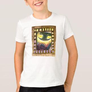 A Boy of 7, Conquest Over Evil T-Shirt