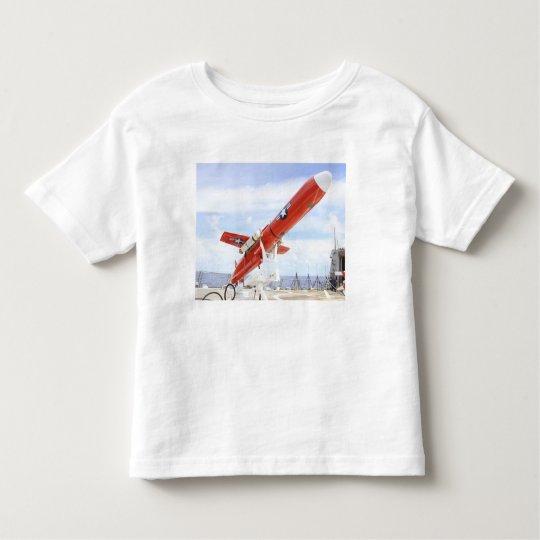 A BQM-74E Chukar drone ready for launch Toddler T-shirt