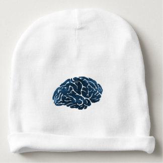 A brain baby beanie