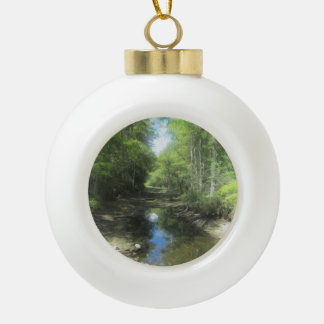 A Brand New Journey Ball Ornament