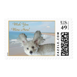 A Breeze At The Beach Postage