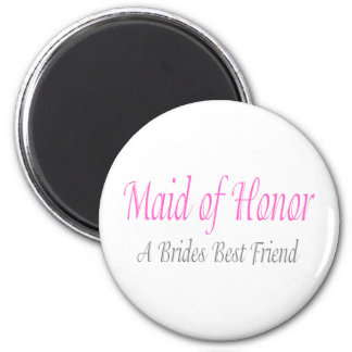 A Bride's Best Friend Refrigerator Magnets