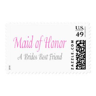 A Bride's Best Friend Stamps
