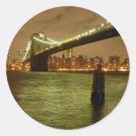 A Bridge From Brooklyn Stickers
