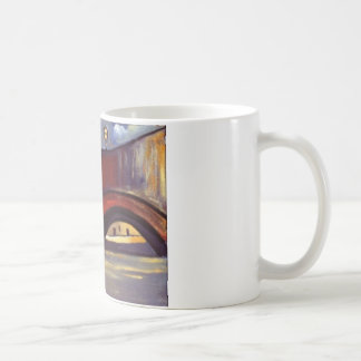 A BRIDGE IN PARIS COFFEE MUG