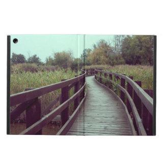 A bridge in the lagoon case for iPad air