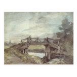A Bridge over the Stour Postcard