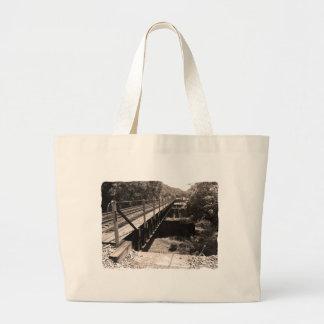 A bridge to....Tote Bag