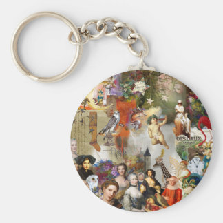 A Brief History of Women and Dreams Basic Round Button Keychain