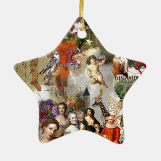 A Brief History of Women and Dreams Ceramic Ornament