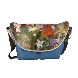 A Brief History of Women and Dreams Messenger Bag