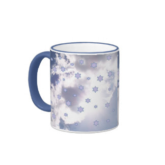 A Bright and Starry Day Mugs