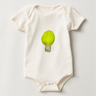 A Bright Idea About Cabbage Baby Bodysuit