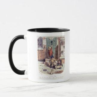 A Brilliant Idea (pen and coloured ink on paper) Mug