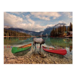 A British Columbia Christmas Postcard