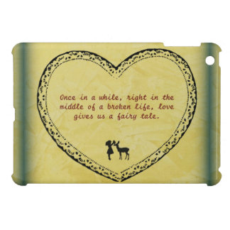 A Broken Life Fairytale 2 iPad Mini Case