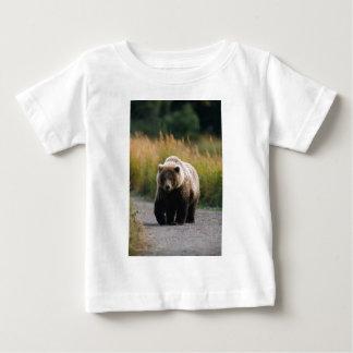 A Brown Bear Walking on a Trail Shirt