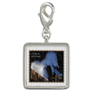 A Brush with Angels Photo Charms