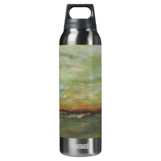 """""""A Brush with the Sea"""" - SIGG Thermo 0.5L Insulated Bottle"""