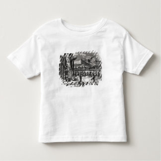 A Buddhist Ceremony from, 'Indiae Orientalis' T Shirt
