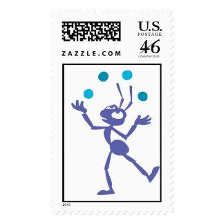 A Bug s Life Flik juggling Disney Postage