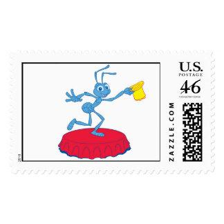 A Bug s Life s Flik Doing Act Disney Stamps
