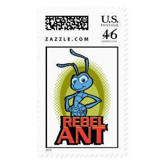 A Bug s Life s Flik Rebel Ant Disney Postage