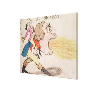 A Bugaboo!!! Canvas Print