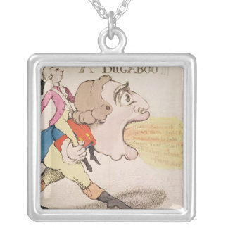 A Bugaboo!!! Silver Plated Necklace