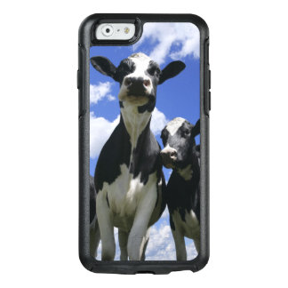 A bugs eye view of four young calves OtterBox iPhone 6/6s case