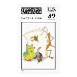 A Bug's Life Circus Crew Disney Postage Stamps