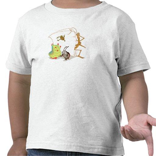 A Bug's Life Circus Crew Disney T Shirt