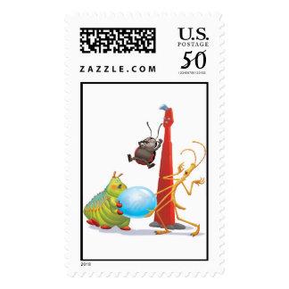 A Bug's Life Circus Sceen Disney Postage