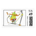 A Bug's Life Circus Troop Francais Slim Heimlich Stamp