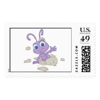 A Bug's Life Dot Disney Postage Stamp