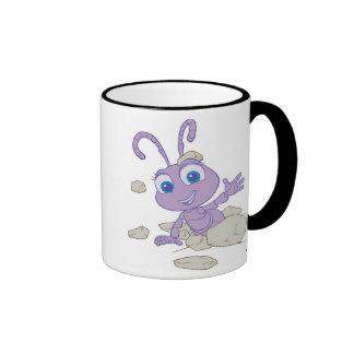 A Bug's Life Dot Disney Ringer Mug