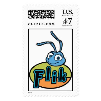A Bug's Life Flik Design Disney Postage Stamp