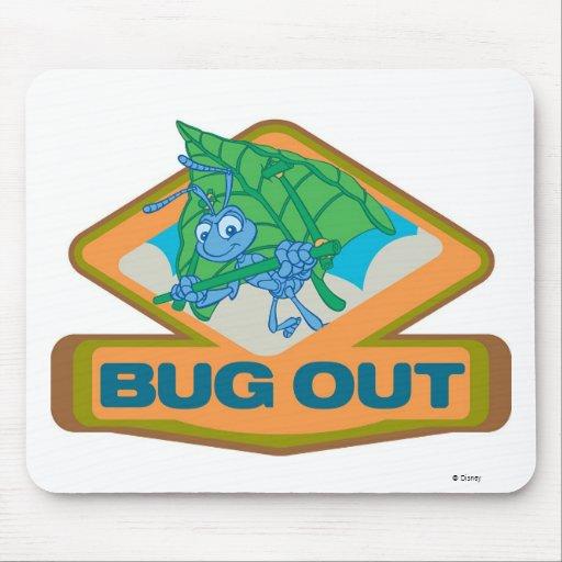 A Bug's Life Flik Logo Disney Mouse Pad