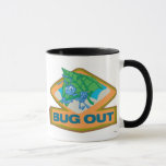 A Bug's Life Flik Logo Disney Mug