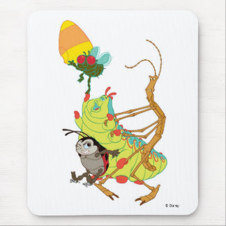 A Bug's Life Francis Heimlich Slim Fly Corn Disney Mouse Pad