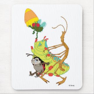 A Bug's Life Francis Heimlich Slim Fly Corn Disney Mouse Pad