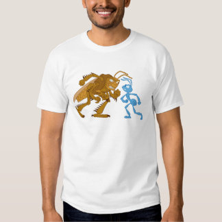 A Bug's Life Hopper and Flik want to fight Disney T Shirt